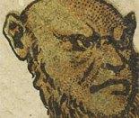 "Detalle de ""botella de anis del mono"", de Juan Gris"