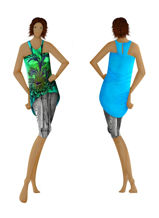 Figurines de Moda 12-13. pixelnomicon.net