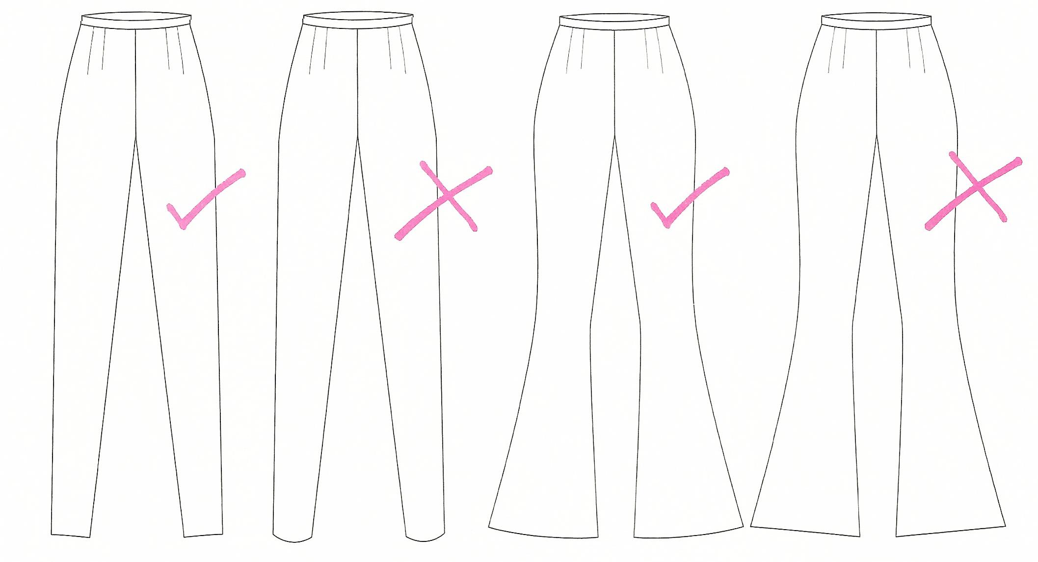 Consejos para el dibujo en plano de moda pixelnomicon for Dibujos de disenos de moda