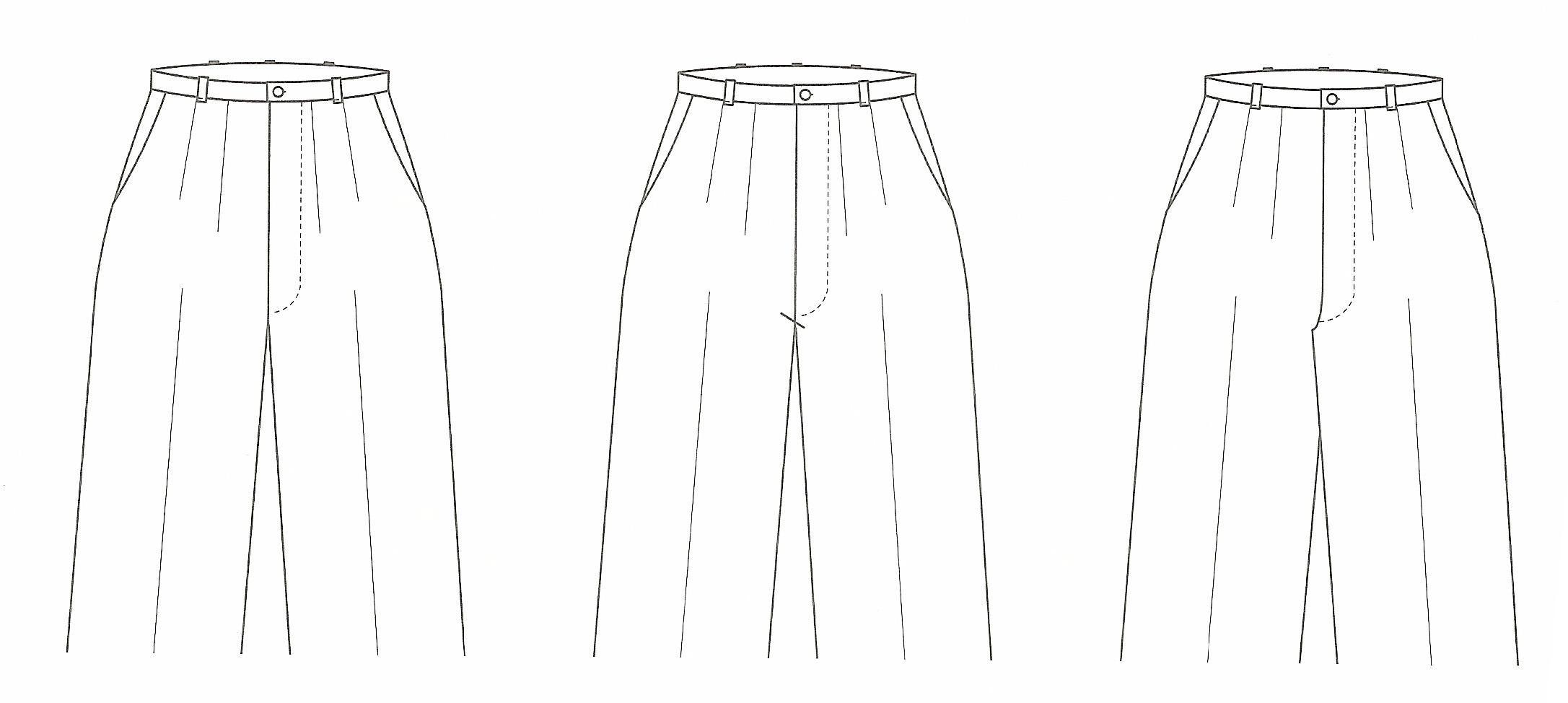 Consejos para el dibujo en plano de moda pixelnomicon for Plano de planta dibujo tecnico