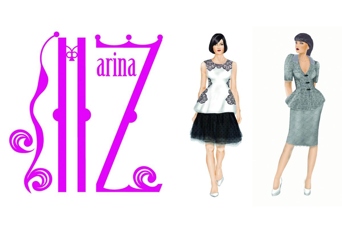 Figurines de Moda de Marina Sinelnikova