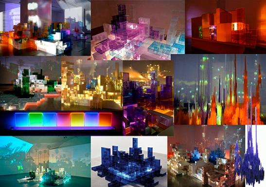 Moodboard moda pixelnomicon.net Escuela de Arte de Cadiz