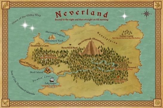 NeverNeverLand K