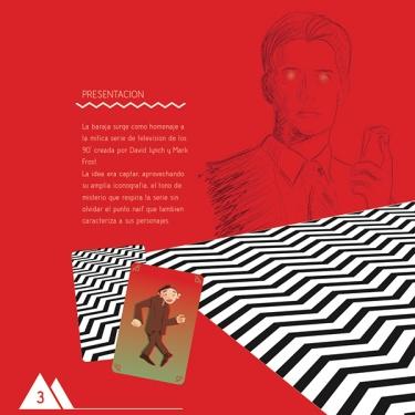 """Juan A. Brenes """"Twin Peaks"""""""