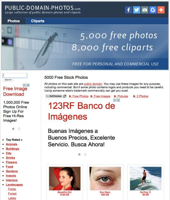 BancosImagen_publicdomainphotos