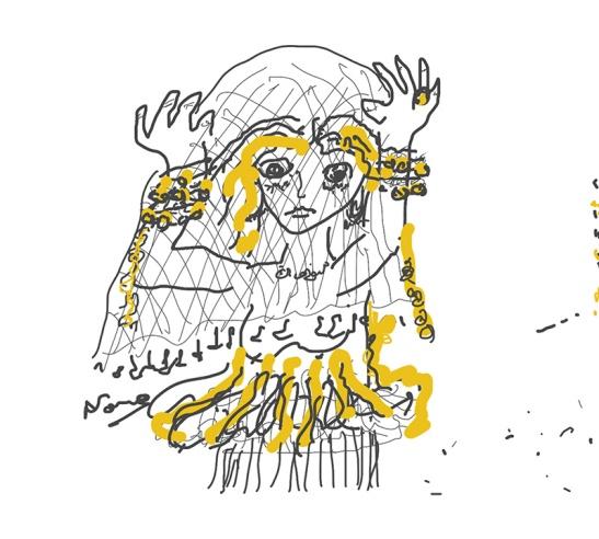 """""""En candelabro"""" - Nono Hurtado. 2015."""