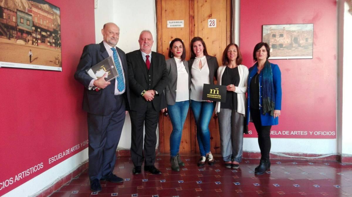 Mesa de la Moda 2016 en Almeria